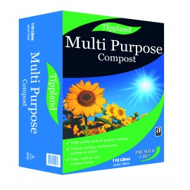 Tippland Multi- Purpose Compost 110ltr