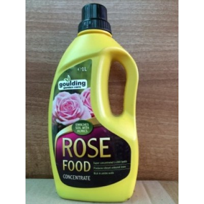 Goulding Rose Food Concentrate