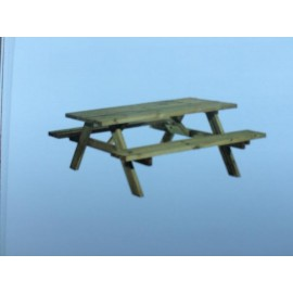 Combi 6 Seater Bench